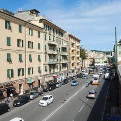 Отель Casa MaMa Генуя балкон