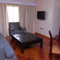 Owu Crown Hotel 4* Люкс с различными типами кроватей фото 3