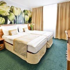 Vista Hotel Брно комната для гостей фото 5