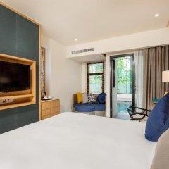 Отель Manathai Surin Phuket 4* Номер Делюкс двуспальная кровать фото 9
