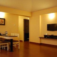 Отель Hill Country Lovedale 3* Коттедж Премиум с различными типами кроватей фото 5