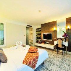 Jomtien Garden Hotel & Resort 4* Номер Делюкс с различными типами кроватей фото 38