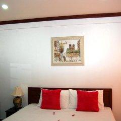 Апартаменты Greenvale Serviced Apartment Номер Делюкс с различными типами кроватей фото 3