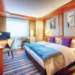 Отель Leonardo Frankfurt City South 4* Номер Комфорт с различными типами кроватей фото 5