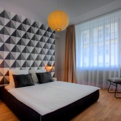 Апартаменты Rybna 9 Apartments комната для гостей фото 4