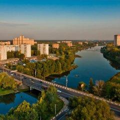 Гостиница Pushkino beautifull sub suburb of Moscow пляж