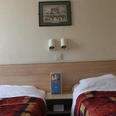 Stay Inn Hotel Manchester 3* Стандартный номер с различными типами кроватей фото 2