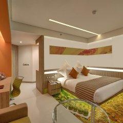 Al Khoory Atrium Hotel 4* Номер Club с двуспальной кроватью фото 4