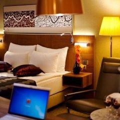 Отель Crowne Plaza Istanbul - Harbiye Стандартный номер с различными типами кроватей фото 3