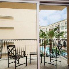Отель Sunshine Suites балкон