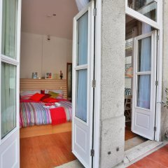 Апартаменты Stay in Apartments - S. Bento Студия разные типы кроватей фото 19