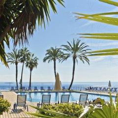 Hotel Riu Palace Bonanza Playa пляж