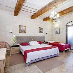 Отель Vecchio Mulino B&B Мальта, Зеббудж - отзывы, цены и фото номеров - забронировать отель Vecchio Mulino B&B онлайн комната для гостей фото 2