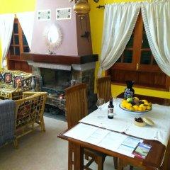 Отель Casa Rosita питание