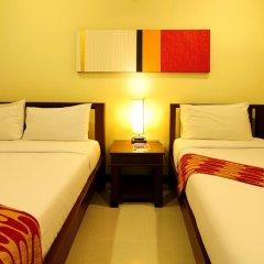 Khon Kaen Orchid Hotel комната для гостей фото 4