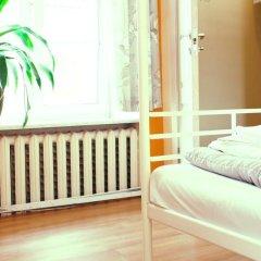 Отель Amber Rooms Кровать в общем номере с двухъярусной кроватью фото 9