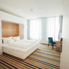 Mercure Hotel Art Leipzig 4* Стандартный номер с двуспальной кроватью фото 5