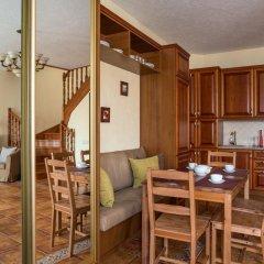 Апарт Отель Холидэй 3* Коттедж разные типы кроватей