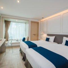 The Bloc Hotel 4* Номер Делюкс с двуспальной кроватью