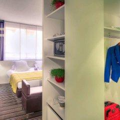 Отель Mercure Nice Promenade Des Anglais 4* Стандартный номер с двуспальной кроватью