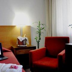 Отель Ohtels Campo De Gibraltar Люкс с различными типами кроватей фото 4