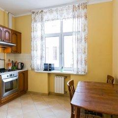 Гостиница MaxRealty24 Нижегородская 3 Апартаменты с 2 отдельными кроватями фото 16