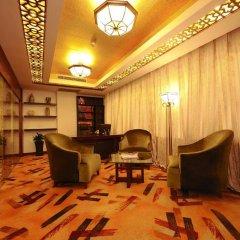 Howard Johnson Paragon Hotel Beijing 4* Стандартный номер с различными типами кроватей фото 8