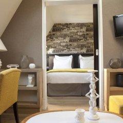 Hotel La Villa Saint Germain Des Prés 4* Улучшенный номер с различными типами кроватей