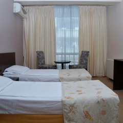 Отель Sezoni South Burgas Стандартный номер с двуспальной кроватью