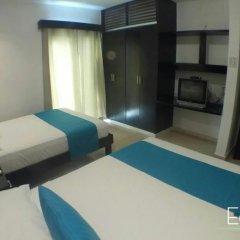 Отель Cancun Ecosuites Мексика, Канкун - отзывы, цены и фото номеров - забронировать отель Cancun Ecosuites онлайн комната для гостей фото 2