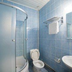 Отель Огни Мурманска Мурманск ванная фото 2