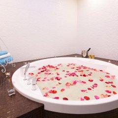 Мини-отель Бархат Представительский люкс разные типы кроватей фото 21