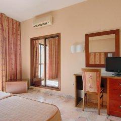 Hotel Royal Costa 3* Стандартный номер с различными типами кроватей фото 7