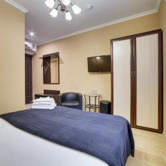 Гостиница Минима Белорусская 3* Люкс с двуспальной кроватью фото 10