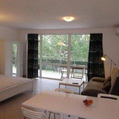 Отель Aparthotel Cote D'Azure 3* Студия Эконом с различными типами кроватей фото 25