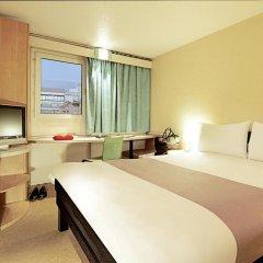 Отель ibis Braganca 3* Стандартный номер разные типы кроватей