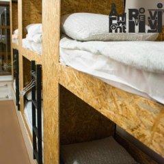 Гостиница SolHostel Кровать в общем номере с двухъярусной кроватью фото 14