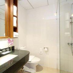 Отель Kamala Beach Resort a Sunprime Resort 4* Номер Делюкс с двуспальной кроватью