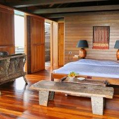 Отель Gangehi Island Resort 4* Стандартный номер с двуспальной кроватью фото 7