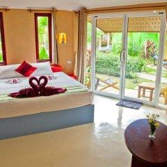 Отель Angel Green Garden Bungalows 3* Номер Делюкс фото 4