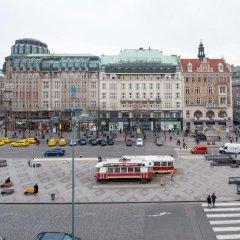 Апартаменты Apartment Václavka городской автобус
