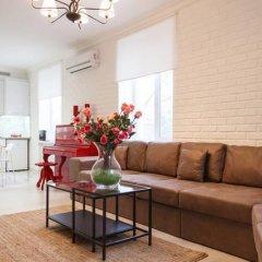 Апартаменты Lotos for You Apartments интерьер отеля