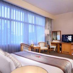 Отель Muong Thanh Da Lat 3* Номер Делюкс с различными типами кроватей фото 4