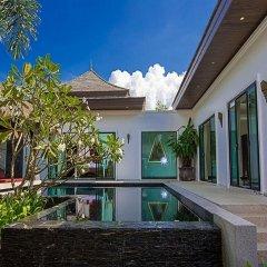 Отель Byg Private Pool Villa @ Layan Beach пляж Банг-Тао бассейн