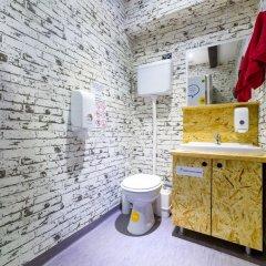 Chillout Hostel Zagreb Кровать в общем номере с двухъярусной кроватью фото 20