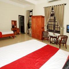 Отель Hoi An Hao Anh 1 Villa Люкс с различными типами кроватей