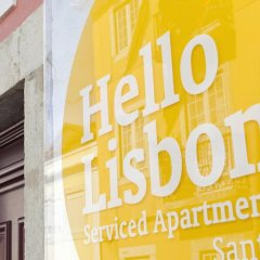 Отель Hello Lisbon Santos Apartments Португалия, Лиссабон - отзывы, цены и фото номеров - забронировать отель Hello Lisbon Santos Apartments онлайн интерьер отеля