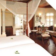 Отель The Luang Say Residence 4* Люкс с различными типами кроватей фото 9