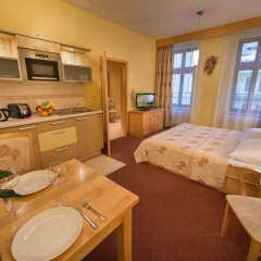 Апартаменты Andel Apartments Praha в номере фото 2