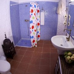 Отель Cuevas Blancas ванная